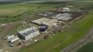 Regina Wastewater Treatment Plant