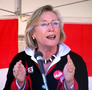 Minister of Indigenous and Northern Affairs, Carolyn Bennett.