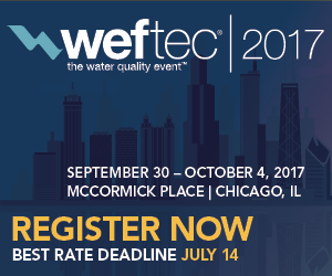TRADE - Big Box - WEFTEC - 6/27/17 - 9/30/17
